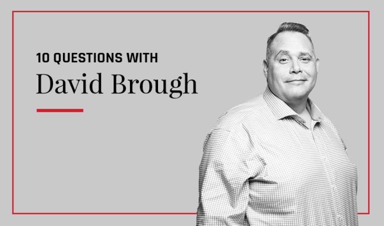10 Questions with Klonetics' Co-founder and CEO David Brough Featured Image