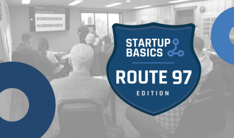 Startup Basics Route 97 | Behind the Scenes Salmon Arm Featured Image