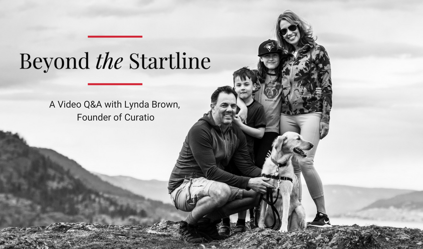 Beyond the Startline   Curatio Video Q & A Featured Image
