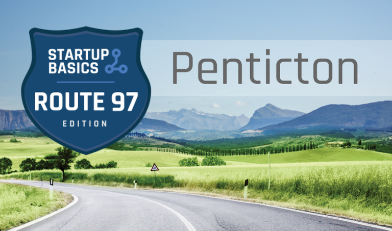 Startup Basics is Coming to Penticton Featured Image