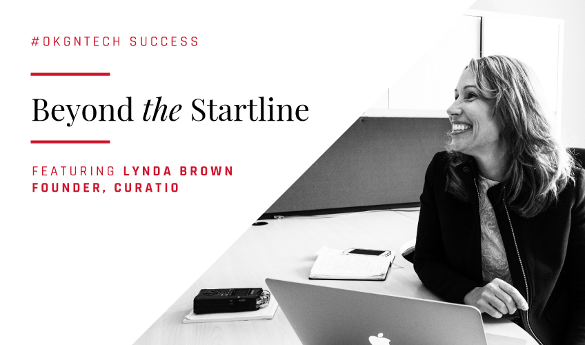 Beyond the Startline with Lynda Brown, Founder of Curatio Featured Image