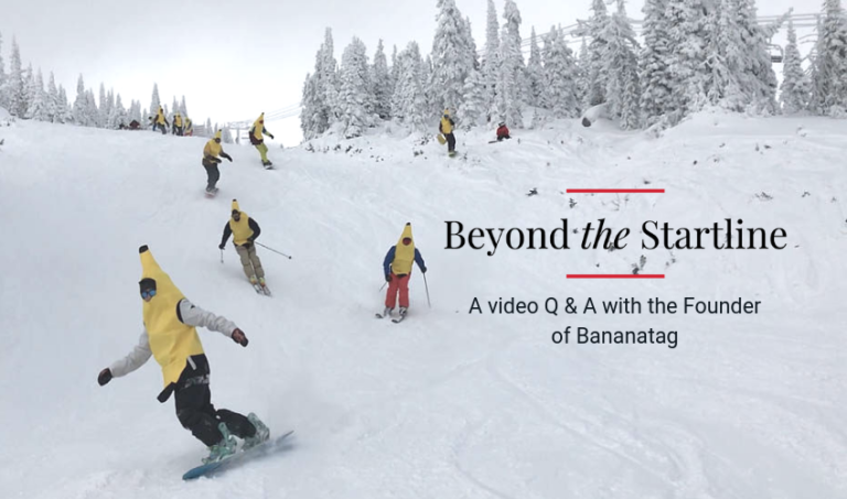 Beyond the Startline | Bananatag Video Q & A Featured Image