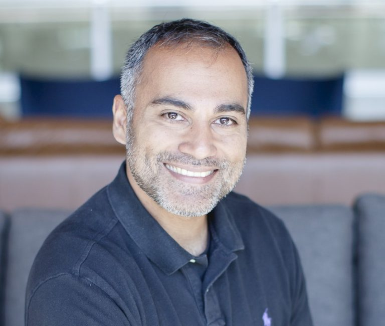 Salmaan Ahmed: Executive in Residence Profile Featured Image