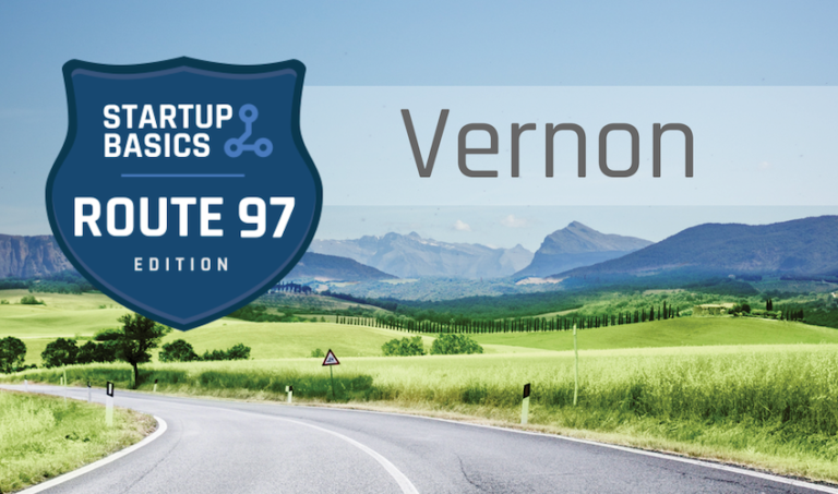 Startup Basics is Coming to Vernon Featured Image