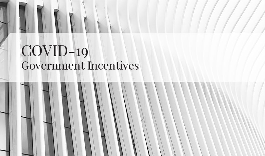 COVID-19 Government Incentives | Explained Featured Image