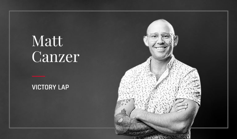 Victory Lap   A Conversation with BTRFLY's Matt Canzer Featured Image