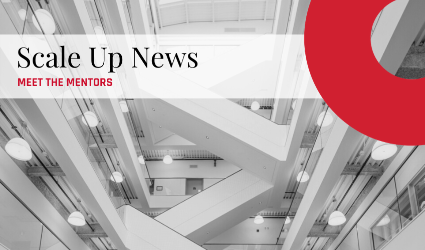 Scale Up News   Meet the Mentors Featured Image