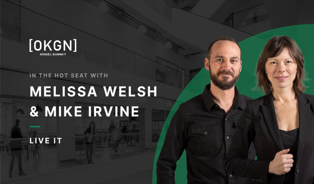 The Final 6 | Live It's Melissa Welsh and Mike Irvine Featured Image