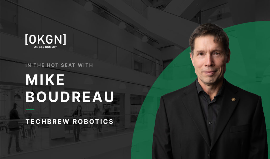 The Final 6   TechBrew Robotics' Mike Boudreau Featured Image
