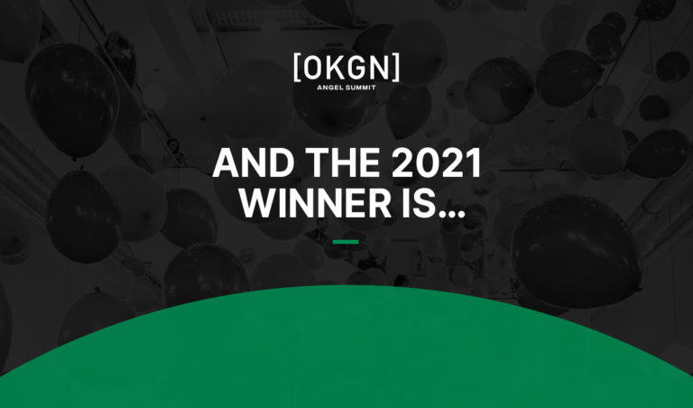 Mike Boudreau, founder of TechBrew Robotics, Named Winner of 2021 OKGN Angel Summit Featured Image