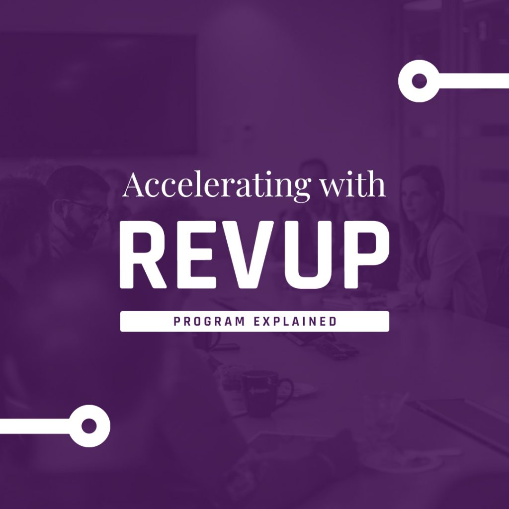 Accelerating with RevUP Featured Image