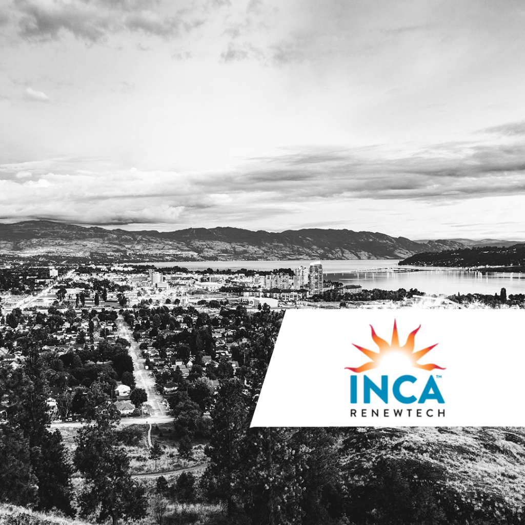 INCA Renewtech Closes $4.5 Million A Round Financing Featured Image